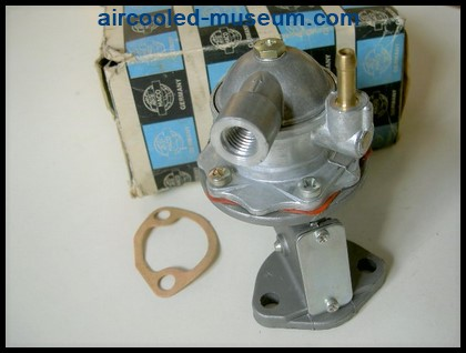 40 HP fuel pump