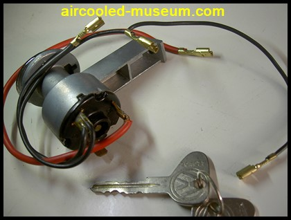 KG 67 ignition switch 141 905 803 C