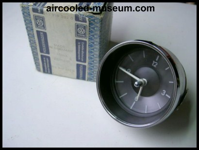 VW type 3 clock