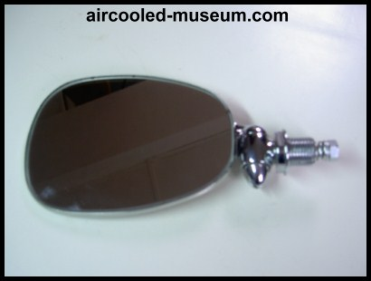 Type 3, Ghia rear view mirror