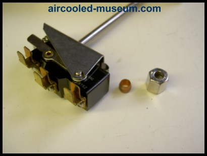 Type3 heater switch 311 261 571 A