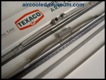 Texaco wiper arms & blades