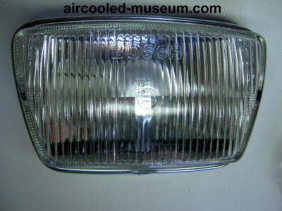 Bosch type 3 fog light